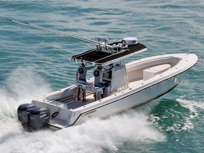 Standard marauder boat cropped